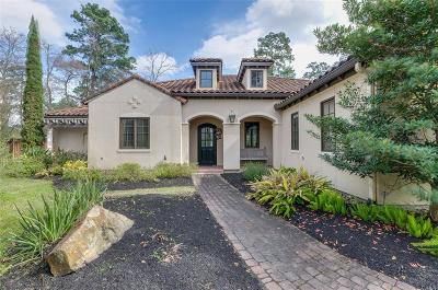 The Woodlands Single Family Home For Sale: 2 Moatwood Court