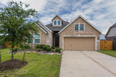 Baytown Single Family Home For Sale: 9626 Inwood Circle