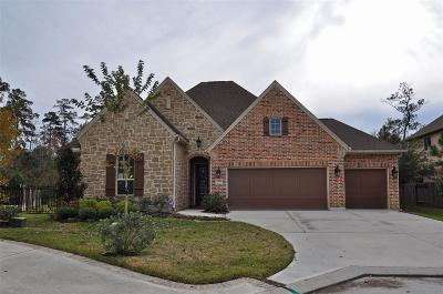Kingwood Single Family Home For Sale: 1302 Stratford Way
