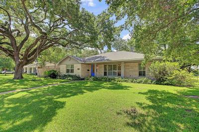 Houston Single Family Home For Sale: 2223 Viking Drive