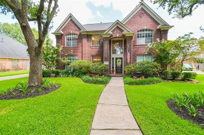 Fort Bend County Single Family Home For Sale: 2026 Plantation Bend Drive