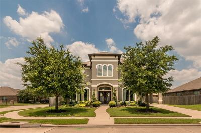 Pearland Single Family Home For Sale: 3008 Southern Chase Drive