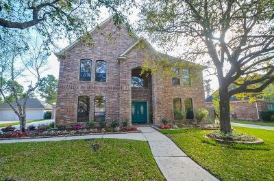 Houston Single Family Home For Sale: 1307 Marlstone Drive