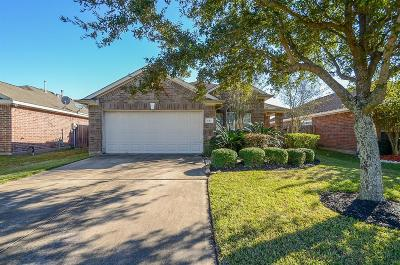 Katy Single Family Home For Sale: 4762 Wind Trace Drive