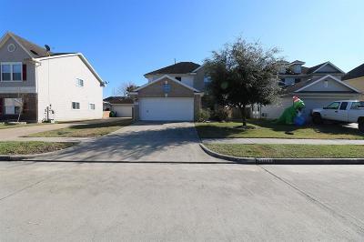 Alvin Single Family Home For Sale: 1179 Stallion Ridge Ridge