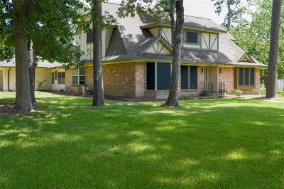 New Caney Single Family Home For Sale: 2210 Roman Forest Boulevard