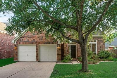 Houston Single Family Home For Sale: 16219 Shining Rock Lane