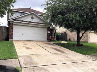 Channelview Single Family Home For Sale: 1106 Fairlane Square