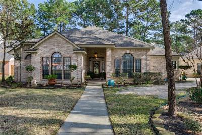 Montgomery Single Family Home For Sale: 11402 Walden Road