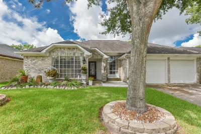 Friendswood Single Family Home For Sale: 16030 Surrey Woods Drive