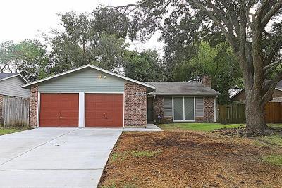 Houston Single Family Home For Sale: 15927 Kenbrook Drive
