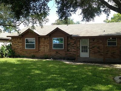 Alvin Single Family Home For Sale: 3610 Stevenwood Lane