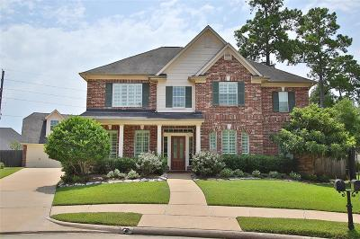 Cypress Single Family Home For Sale: 16307 Granite Park Court