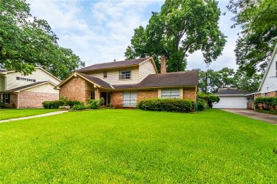 Memorial Single Family Home For Sale: 14530 Cindywood Drive