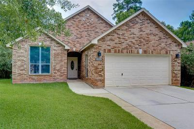 Conroe Single Family Home For Sale: 314 Sherwood Forest Street