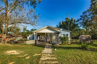 Conroe Single Family Home For Sale: 5620 Sapp Road