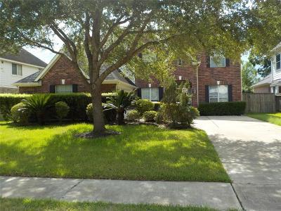 Sugar Land Single Family Home For Sale: 13538 Schumann Trail