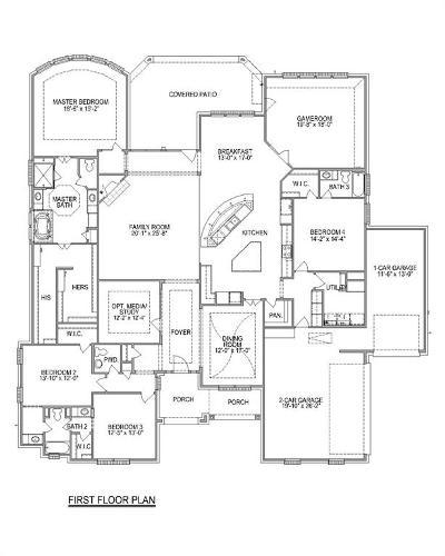 Fulshear Single Family Home For Sale: 8543 Blue Ridge Trail
