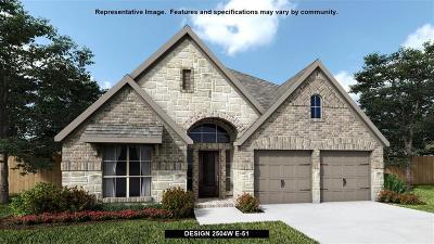 Manvel Single Family Home For Sale: 2023 Blackhawk Ridge Lane