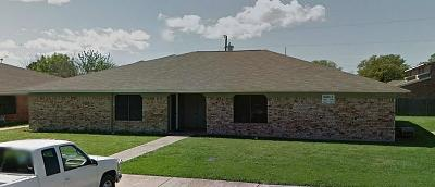 Dallas County Rental For Rent: 1488 May Road Circle