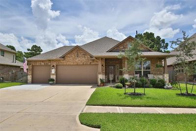 Tomball Single Family Home For Sale: 10007 Easterwood Trail
