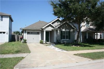 Tomball Single Family Home For Sale: 11430 Log Cabin Lane