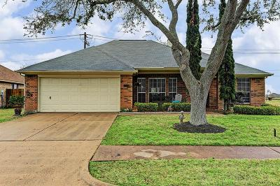 Pearland Single Family Home For Sale: 2002 Tower Bridge Road