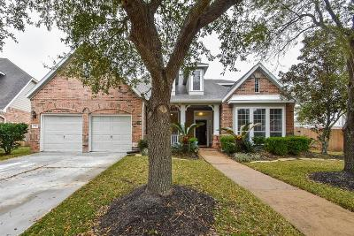 Sugar Land Single Family Home For Sale: 818 Spring Mist Court