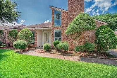 Deer Park Single Family Home For Sale: 1614 Washington Drive