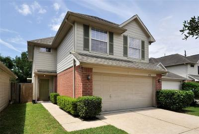 Houston Single Family Home For Sale: 8114 Country Wind Court