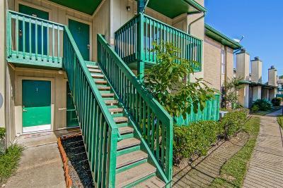 Condo/Townhouse For Sale: 1516 Bay Area Boulevard #U4