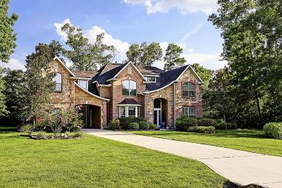 Conroe Single Family Home For Sale: 8968 Argonne Stone