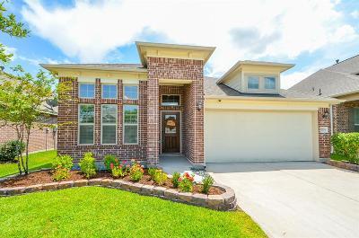 Humble Single Family Home For Sale: 17114 Upper Ridge Lane