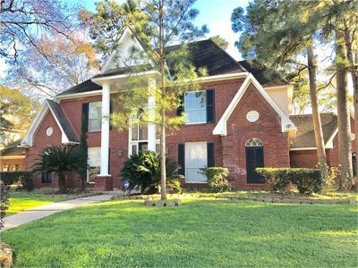 Kingwood Single Family Home For Sale: 5902 Autumn Dogwood Way