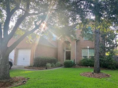 Manvel Single Family Home For Sale: 2906 Humble