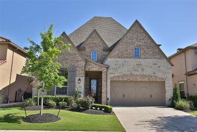 Cypress TX Single Family Home For Sale: $699,000