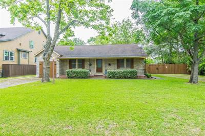 Houston Single Family Home For Sale: 2007 W 14th Street