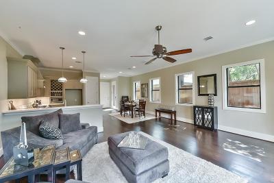 Houston Heights Condo/Townhouse For Sale: 817 Algregg Street