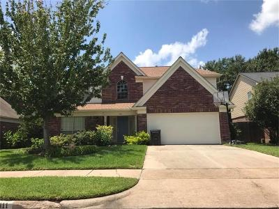 Sugar Land Single Family Home For Sale: 2411 Burkdale Drive