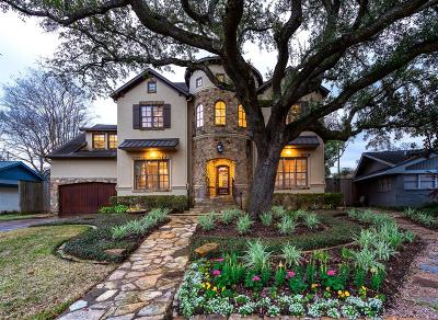 Houston Single Family Home For Sale: 4011 Levonshire Drive