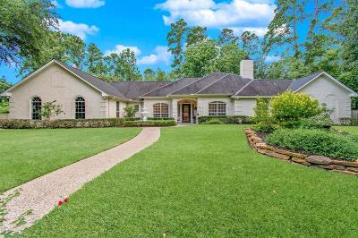Montgomery Single Family Home For Sale: 11523 Ripplewind Drive