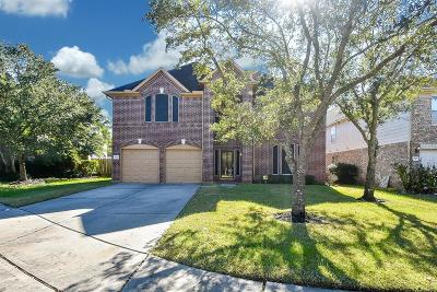 Sugar Land Single Family Home For Sale: 4834 Zachary Lane