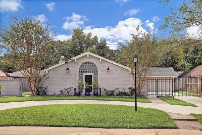 Houston Single Family Home For Sale: 10043 Briar Forest Drive