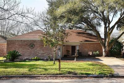Houston Single Family Home For Sale: 11523 Moltere Drive