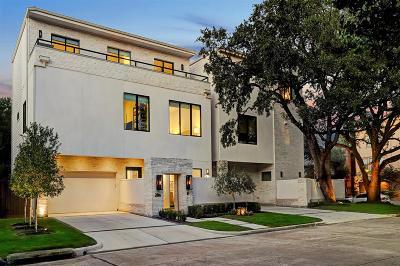 Houston Single Family Home For Sale: 2816 Newman Street