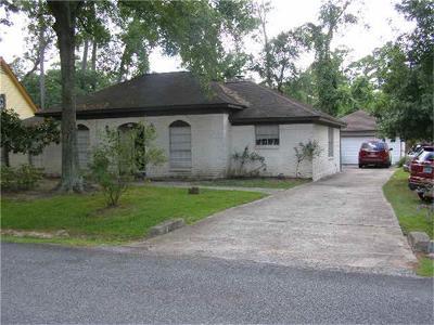 Kingwood Single Family Home For Sale: 1707 Laurel Springs Lane