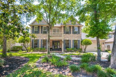 The Woodlands Single Family Home For Sale: 131 E Beckonvale Circle
