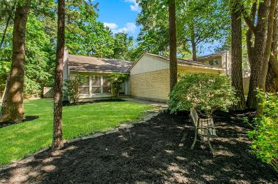The Woodlands Single Family Home For Sale: 1 Yewleaf Road