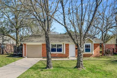 Houston Single Family Home For Sale: 10919 Keese Drive