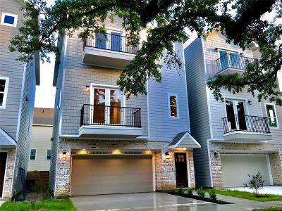 Houston Single Family Home For Sale: 1113 Gardner Street